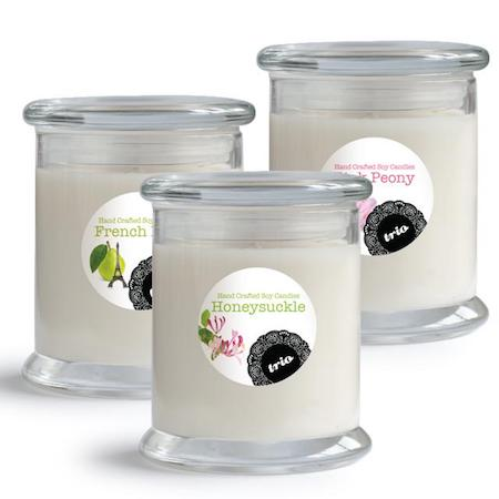 Trio Soy Candles - Christmas Twilight Market - Titirangi