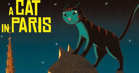 A cat in paris - Lopdell Film Festival 2019 - Titirangi