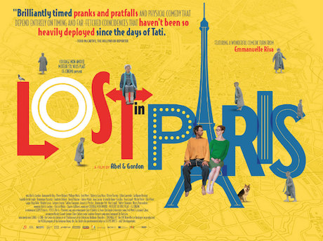 Lost in Paris - Lopdell Film Festival 2019 - Titirangi
