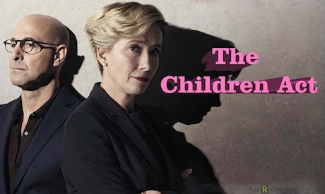 The children act - Lopdell Film Festival 2019 - Titirangi