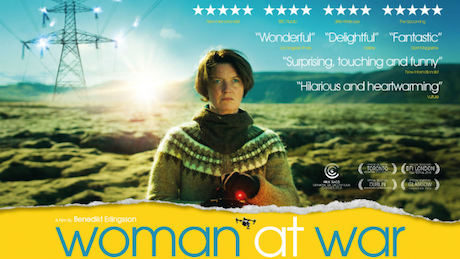 Woman at War - Lopdell Film Festival 2019 - Titirangi