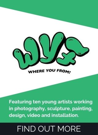 WYF Where You From? exhibition - Te Uru Art Gallery
